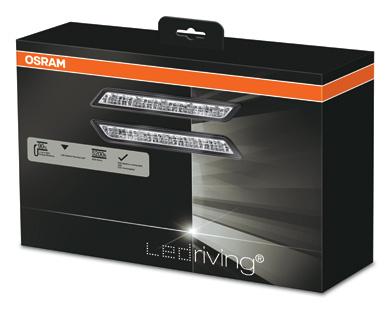 Дневные ходовые огни LED DRL OSRAM  www.WesemShop.ru