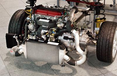 Турбокомпрессоры и двигатели